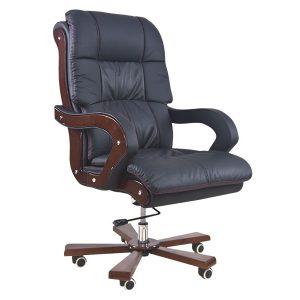 Chaise de bureau avec accoudoir ouvert